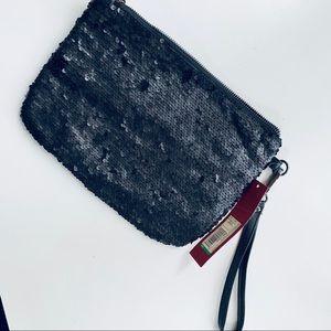 Sparkle Wristlet Handbag